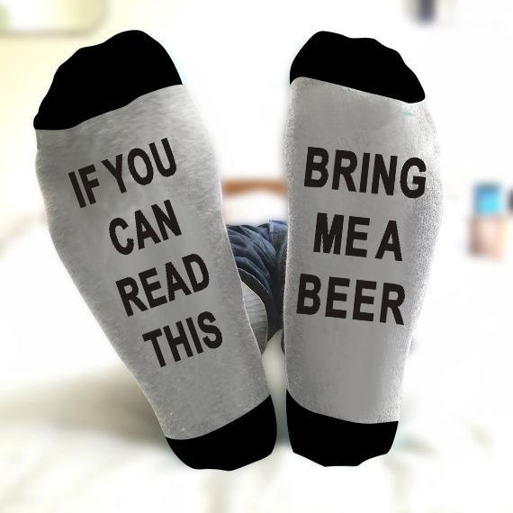 Bring me beer sokken goedkoop