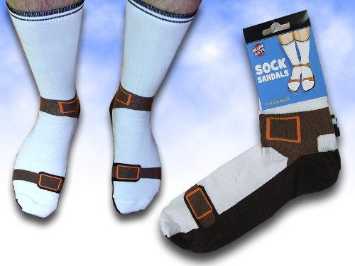 Sandaal sokken