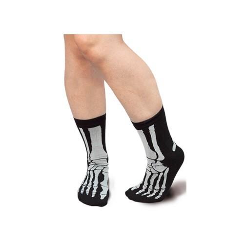 Skelet sokken