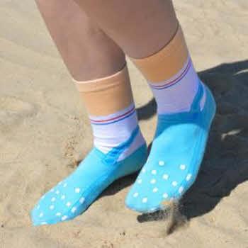 Crocs sokken